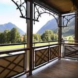 Dvokrevetna soba, balkon, mogući različiti pogledi (Medium) - Pogled na jezero