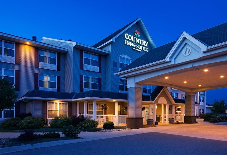 Country Inn & Suites by Radisson, St. Cloud East, MN, St Cloud, Otelin Önü - Akşam/Gece