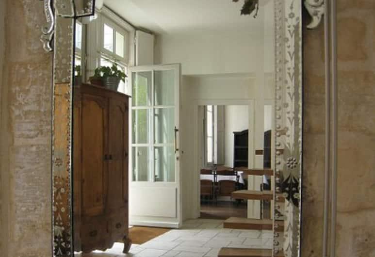 Hôtel de la place des Vosges, Paris, Familien-Loft, 2Schlafzimmer, zum Innenhof hin, Zimmer