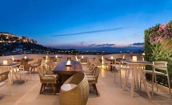 A(z) Central Athens Hotel hotel fényképe itt: Athén