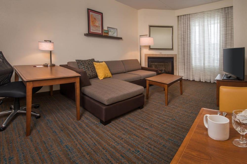 Suite, 2 slaapkamers, niet-roken - Woonruimte