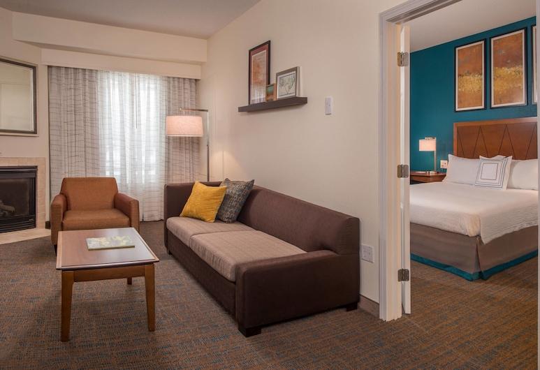 尚蒂伊杜勒斯南部萬豪居家酒店, 香蒂利, 套房, 2 間臥室, 非吸煙房, 客房