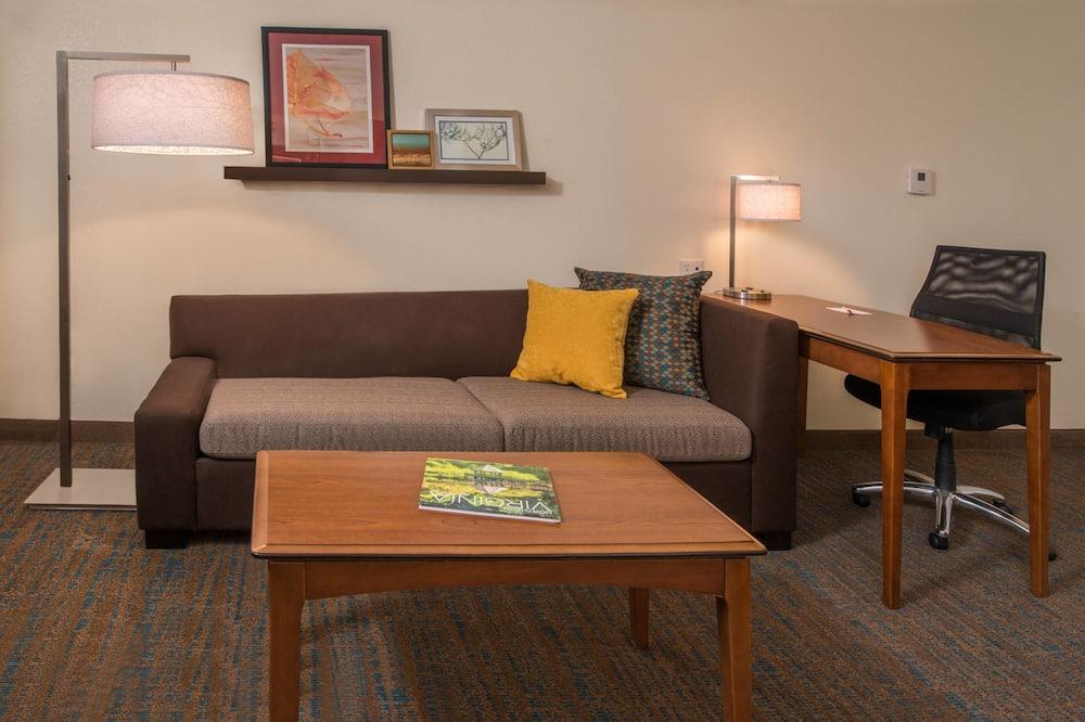 Suite, 1 slaapkamer, niet-roken - Woonruimte