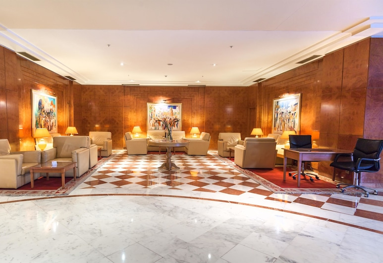 Hotel Africa, Tunis, Lobby