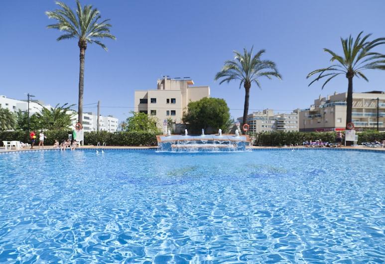 Hotel Playasol Mare Nostrum, Ibiza Town, Открытый бассейн