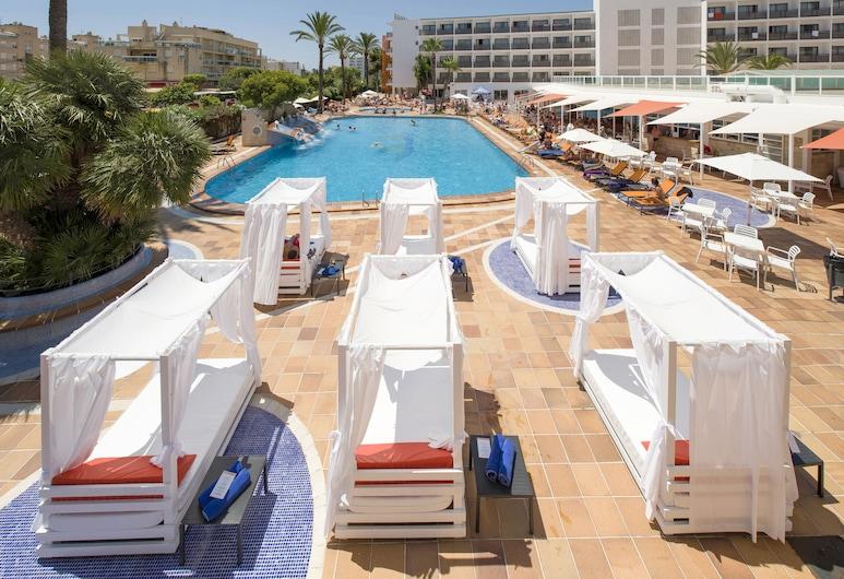 Hotel Playasol Mare Nostrum, Ibiza Town, Medence
