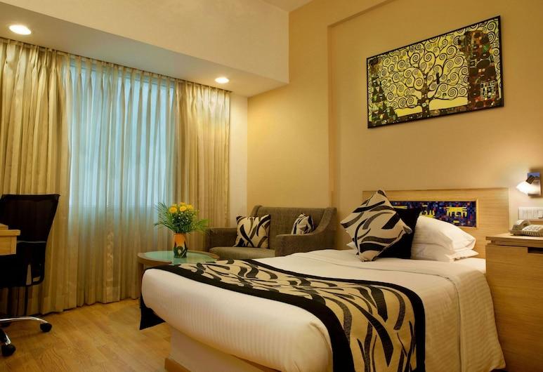 Lemon Tree Hotel, Udyog Vihar, Gurugram, Gurgaon, Twin kamer, Kamer