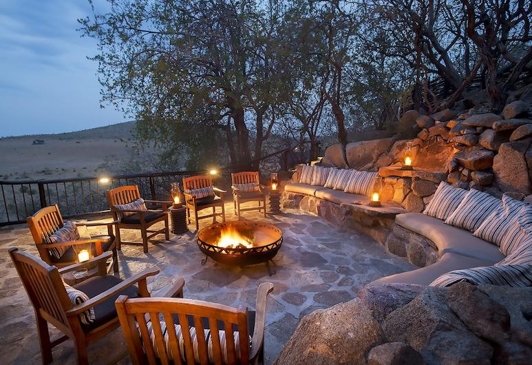 Tshukudu Bush Lodge, Pilanesbergi rahvuspark