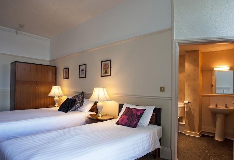 Grand Hotel Llandudno, Llandudno, Standard Twin Room, Guest Room