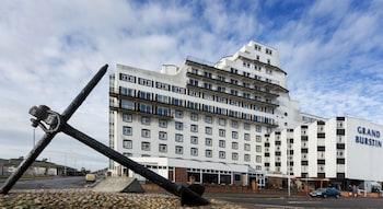 Picture of Grand Burstin Hotel Folkestone in Folkestone