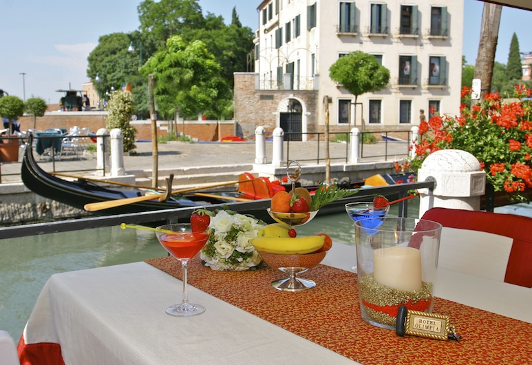 Hotel Olimpia Venice, BW Signature Collection, Veneetsia, Hotelli baar