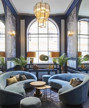 Bordo bölgesindeki Hotel Konti by HappyCulture  resmi