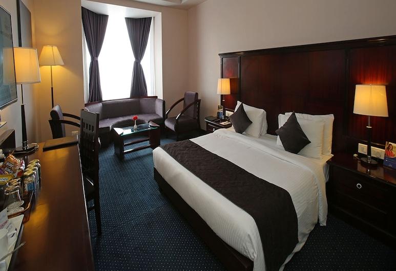 甘托克皇家廣場酒店, 干托, 行政客房, 1 張加大雙人床, 客房