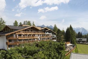 Selline näeb välja Natur & Spa Hotel Lärchenhof, Seefeld in Tirol