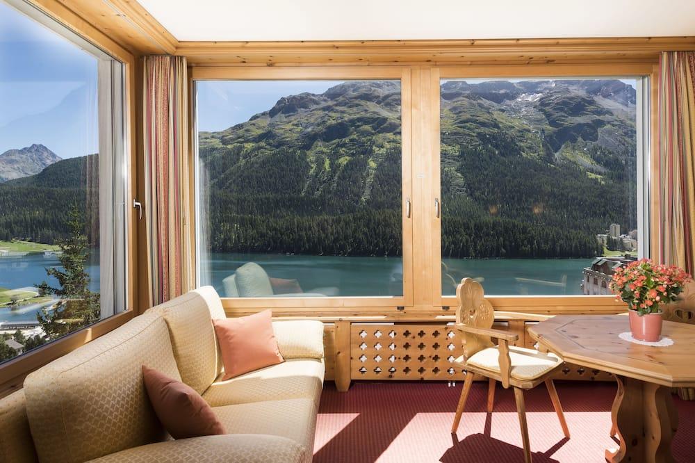 Apartmán typu Junior, 1 dvojlôžko - Hosťovská izba
