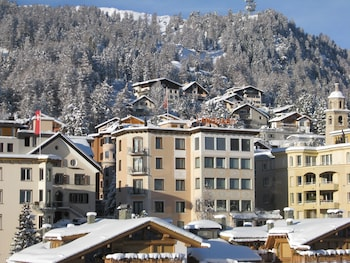 Picture of Languard in St. Moritz