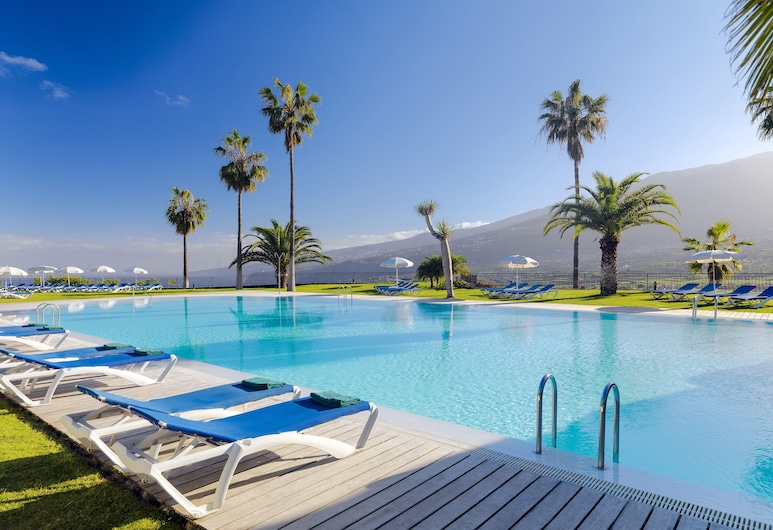 Hotel Las Aguilas, Puerto de la Cruz, Piscina al aire libre