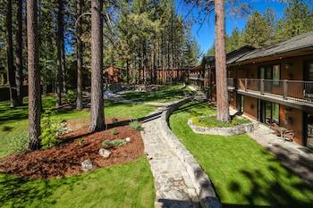 South Lake Tahoe bölgesindeki Deerfield Lodge at Heavenly resmi