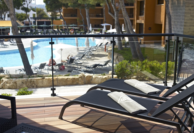 Protur Turó Pins Hotel, Capdepera, Aurinkoterassi