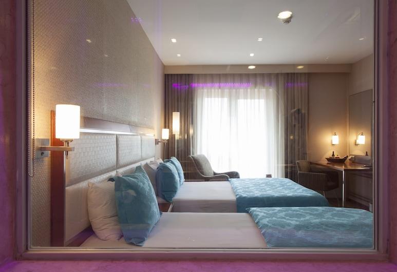 Hotel Houston, Ankara, İki Ayrı Yataklı Oda, Oda