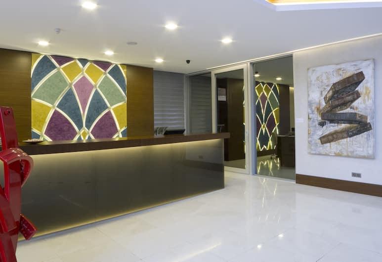 Hotel Houston, Ankara, Resepsiyon