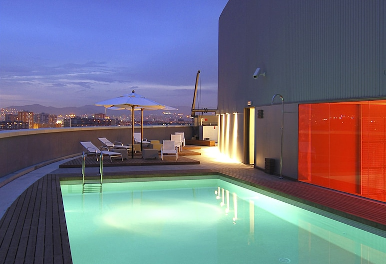 Hotel Barcelona Condal Mar, managed by Melia, Barcelona, Rooftop Pool
