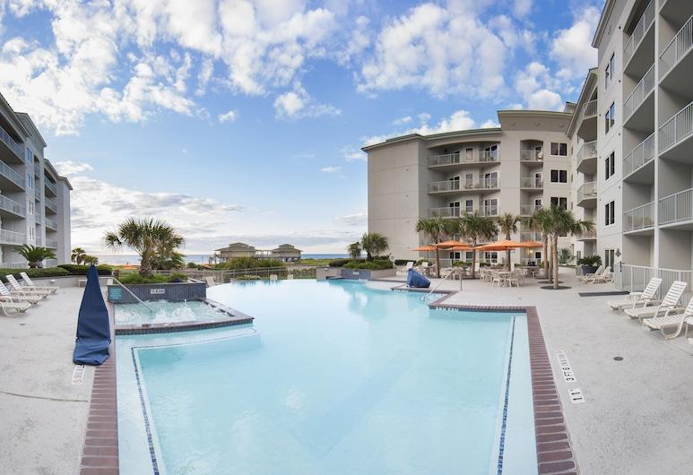 Holiday Inn Club Vacations Galveston Beach Resort, Galveston, Sonsuzluk Havuzu