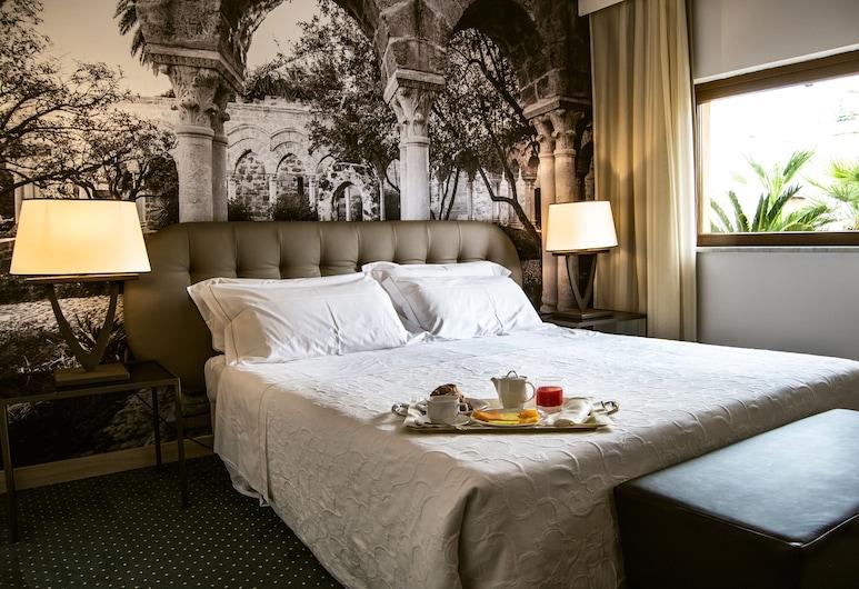 Hotel Federico II - Central Palace, Palermo, Camera Superior con letto matrimoniale o 2 letti singoli, Camera