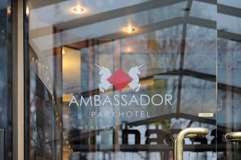 Hình ảnh Ambassador Parkhotel tại Munich