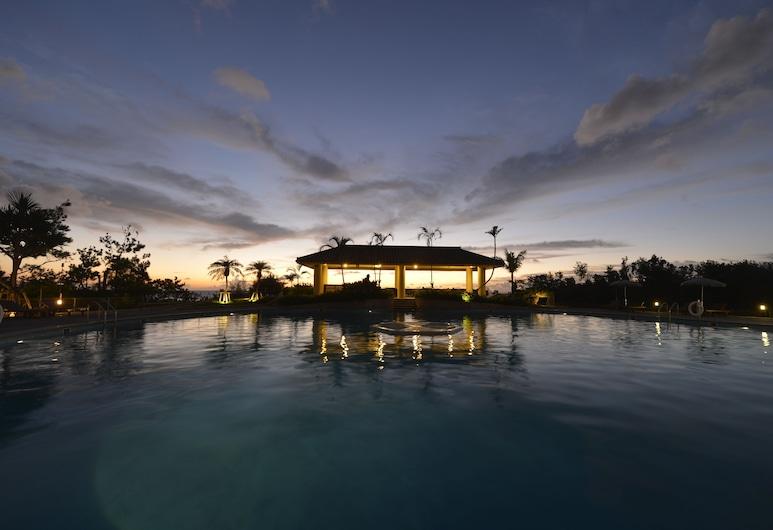 沖繩島萬豪度假飯店及水療中心, 名護, 室外游泳池
