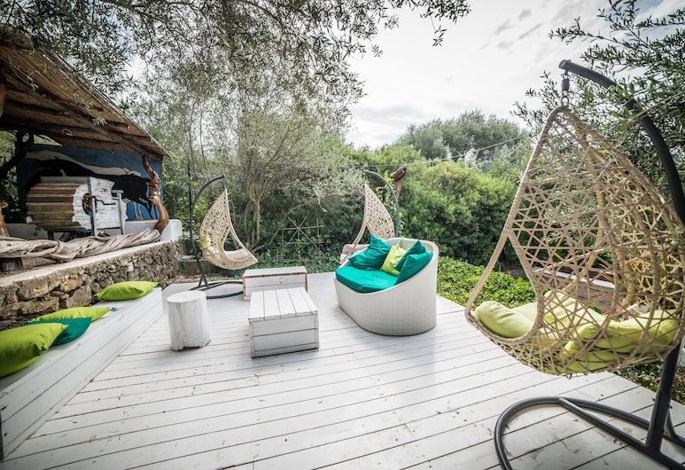 Su Gologone Experience Hotel, Oliena, Terrasse/patio