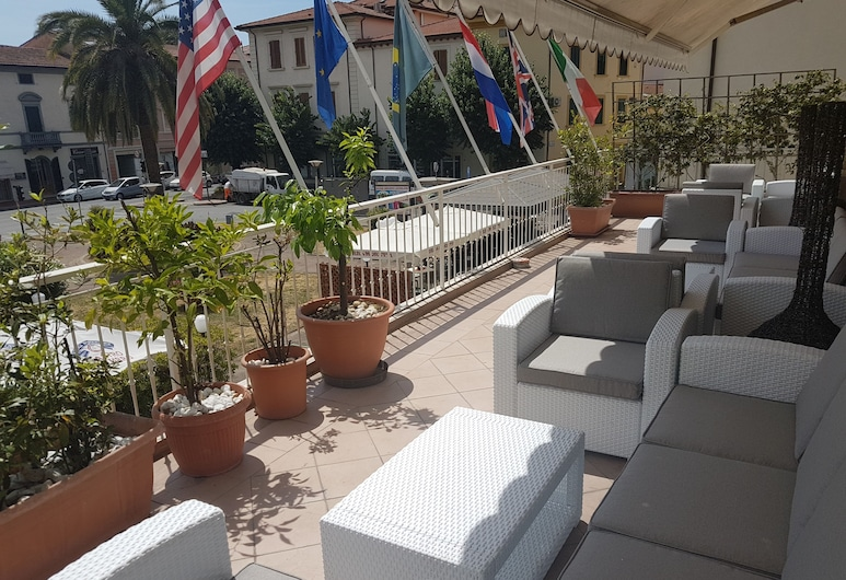 Park Hotel, Montecatini Terme, Hotelový bar