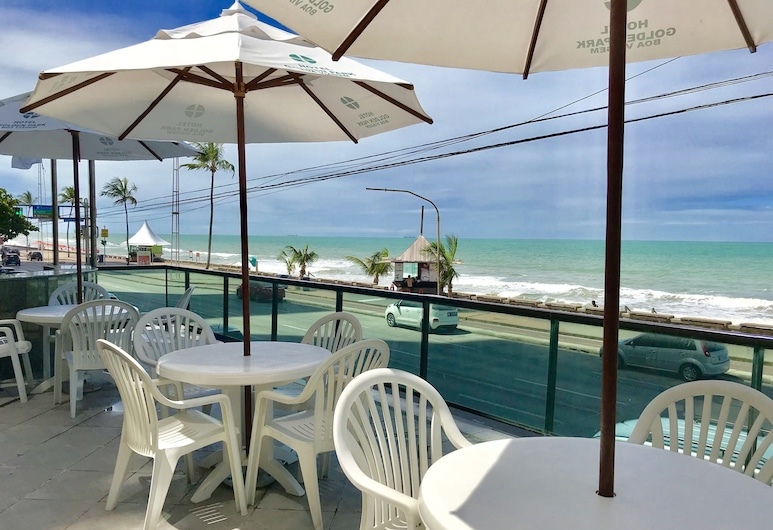 Golden Park Recife Boa Viagem, Recife, Terrace/Patio