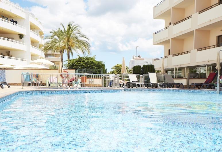 Invisa Hotel La Cala, Santa Eulalia Del Rio, Εξωτερικός χώρος