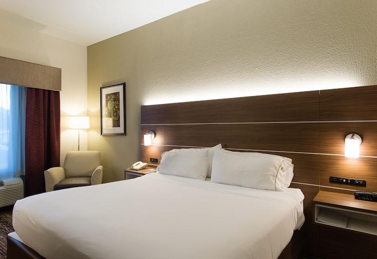 Holiday Inn Exp Walterboro, Walterboro, Room, Accessible, Non Smoking (Hearing), Guest Room