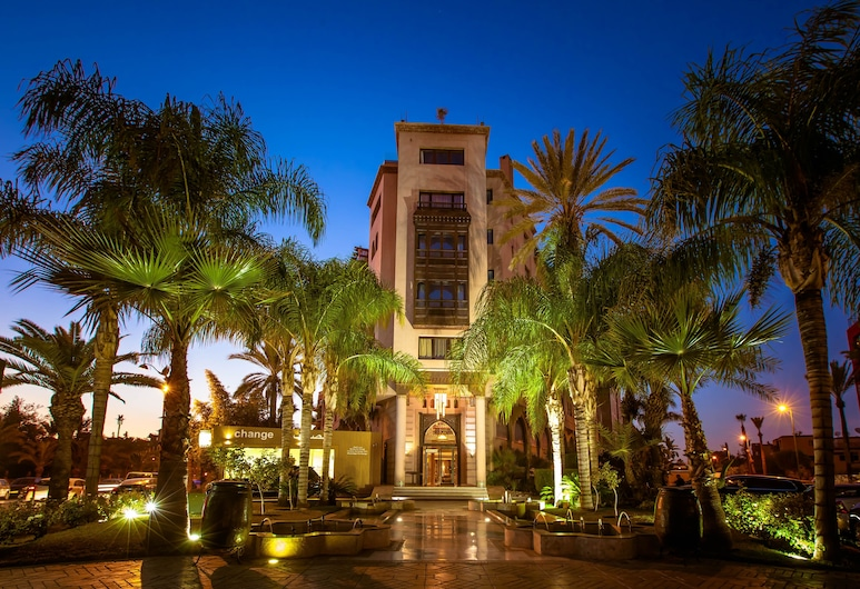 Hivernage Hotel And Spa, Marrakesh