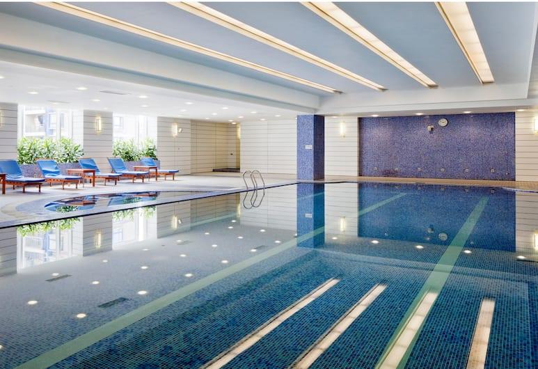 上海外高橋皇冠假日酒店, 上海市, 泳池