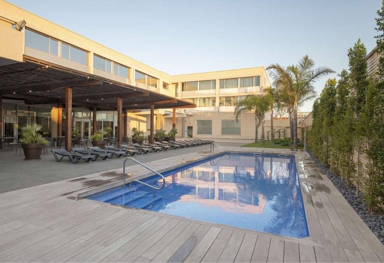 塔拉克公園酒店, 塔拉戈納, 室外泳池
