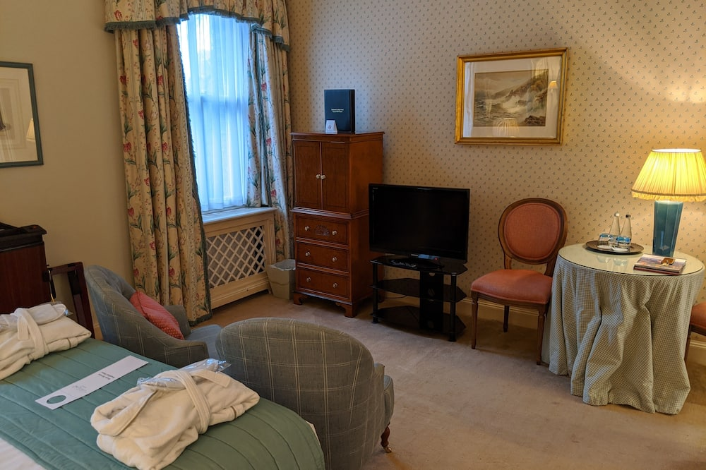 Executive szoba, 1 kétszemélyes ágy - Nappali