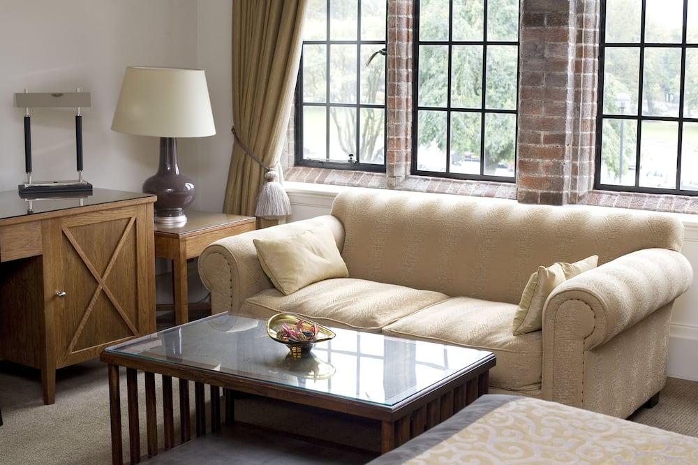 Habitación doble ejecutiva, 1 habitación - Sala de estar