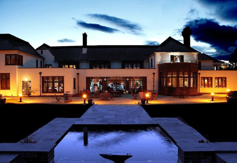 Western House Hotel, Ayr, Terrace/Patio