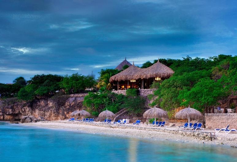 Kura Hulanda Lodge & Beach Club, Sabana Westpunt, Beach