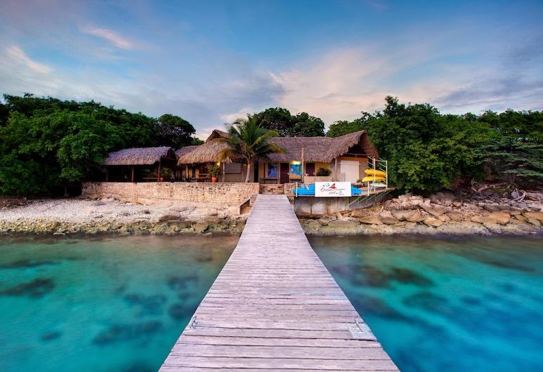 Kura Hulanda Lodge & Beach Club, Sabana Westpunt, Muelle