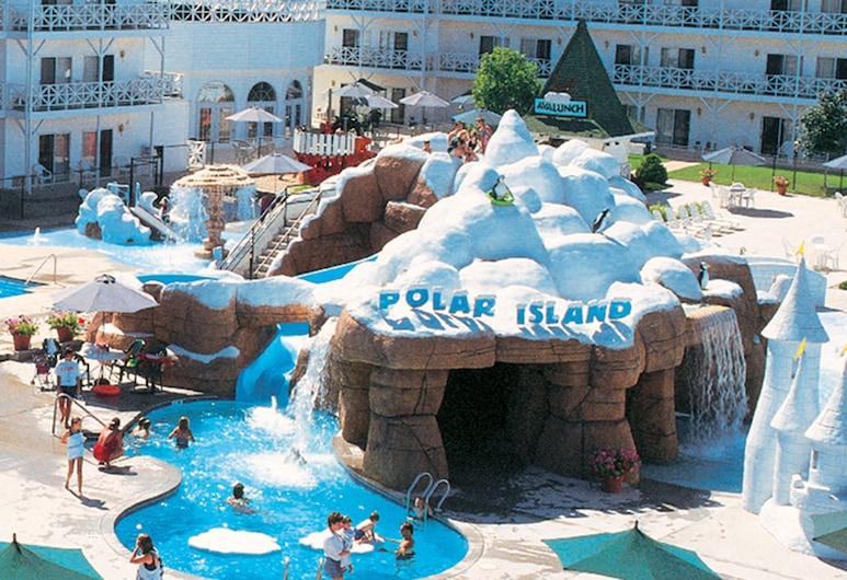 Clarion Hotel & Suites, Wisconsin Dells, Water Park