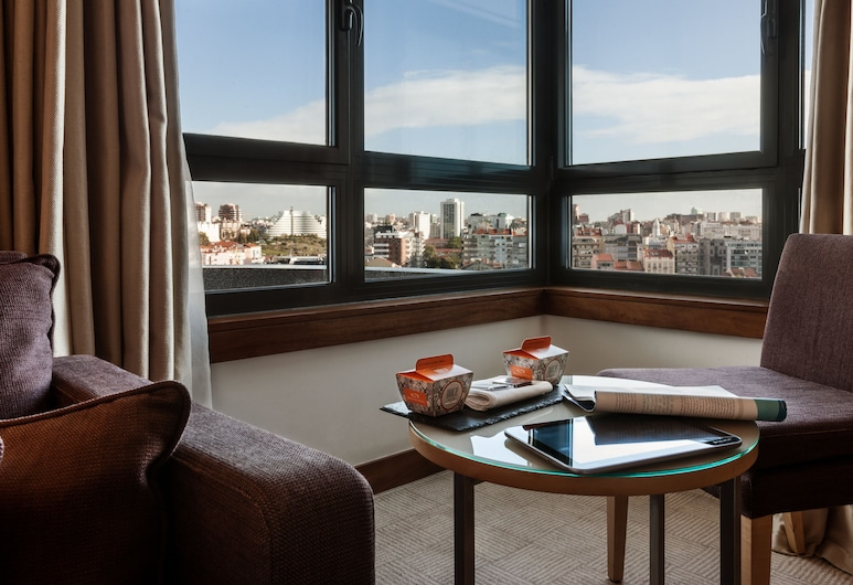 Hotel Açores Lisboa, Lisbon, Double or Twin Room, City View, Guest Room View