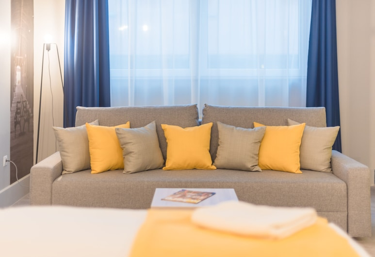 Impulso Fashion Hotel, Budapest, Comfort Double or Twin Room, Guest Room