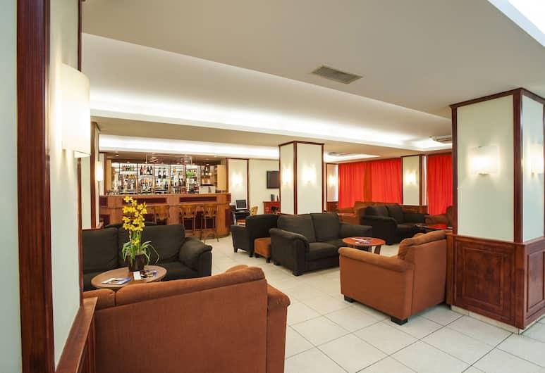Atlas City Hotel, Budapest, Lobby