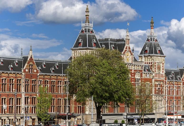 ibis Styles Amsterdam Central Station, Amsterdam, Jednolôžková izba, Výhľad na mesto