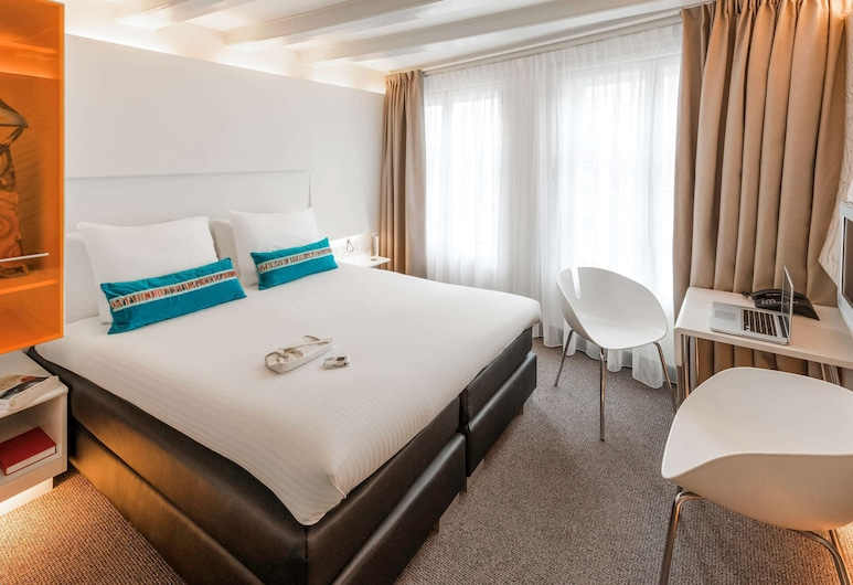 ibis Styles Amsterdam Central Station, Amsterdam, Room with double bed, Chambre