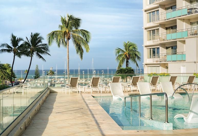 Waikiki Marina Resort at the Ilikai, Honolulu, Pool